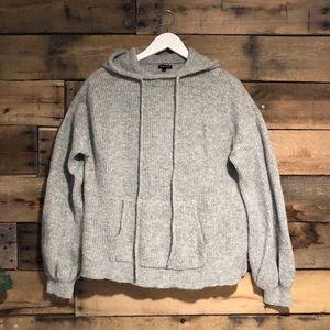 Who What Wear wool blend hoodie